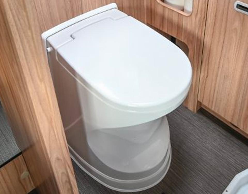 Skandic Cinderella Toilette