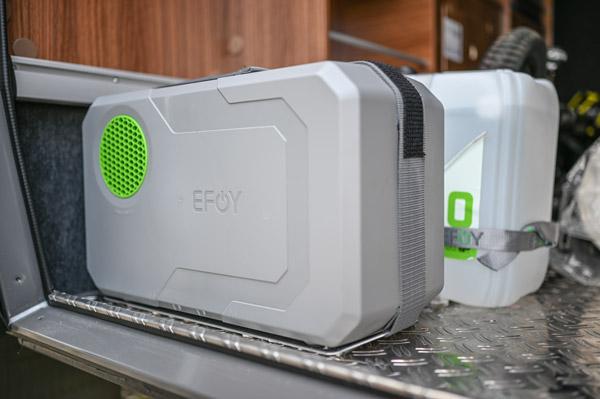Efoy-wohnmobil